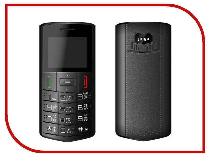 Сотовый телефон Jinga JM100 Black
