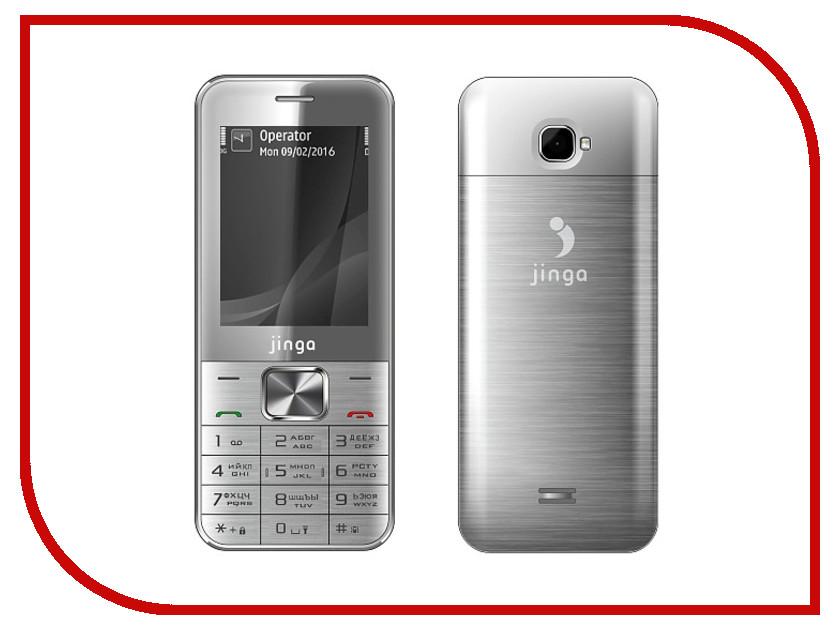 Сотовый телефон Jinga Fresh 4G Orange