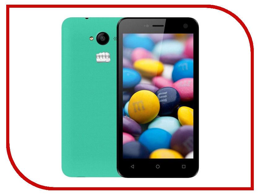 Сотовый телефон Micromax Bolt Q341 Green<br>