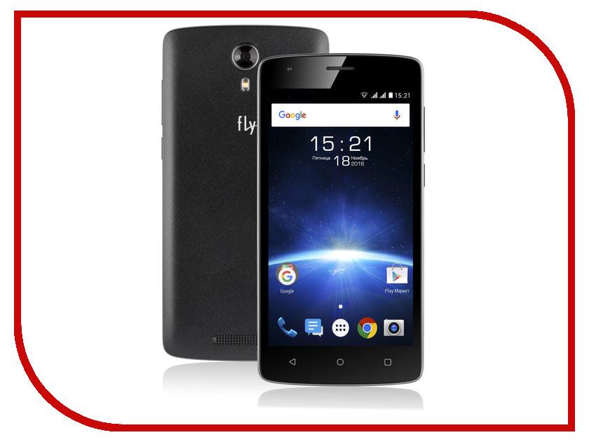 Сотовый телефон Fly FS510 Nimbus 12 Black смартфон fly nimbus 12 fs510 черный