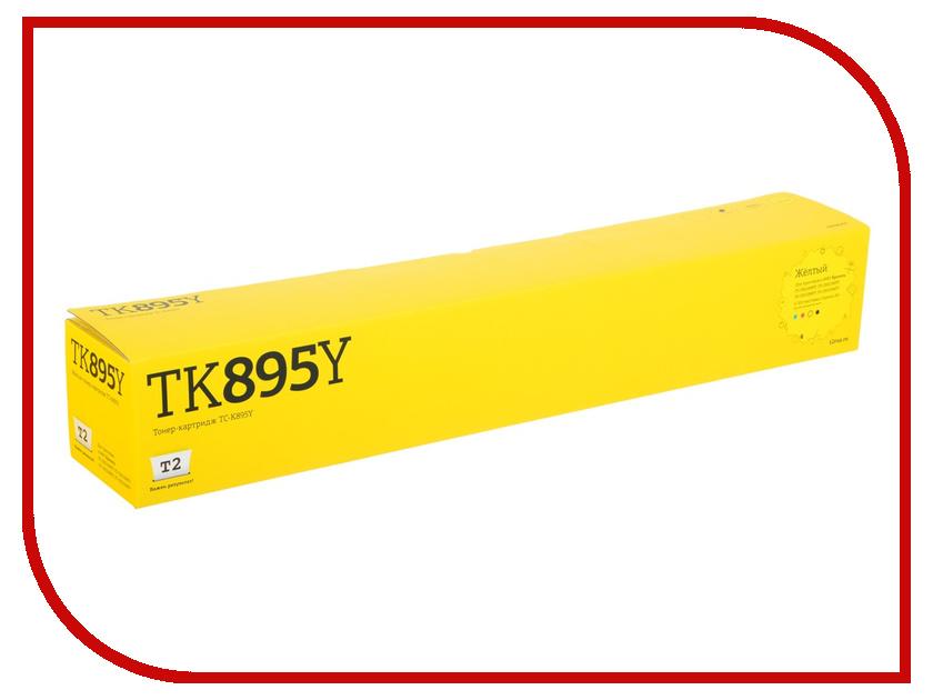Картридж T2 TC-K895Y для Kyocera FS-C8020MFP/C8025MFP/C8520MFP/C8525MFP Yellow tc helicon voicelive купить