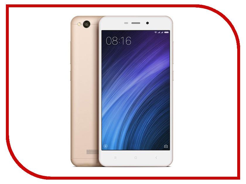 Сотовый телефон Xiaomi Redmi 4A 2Gb RAM 16Gb Gold<br>