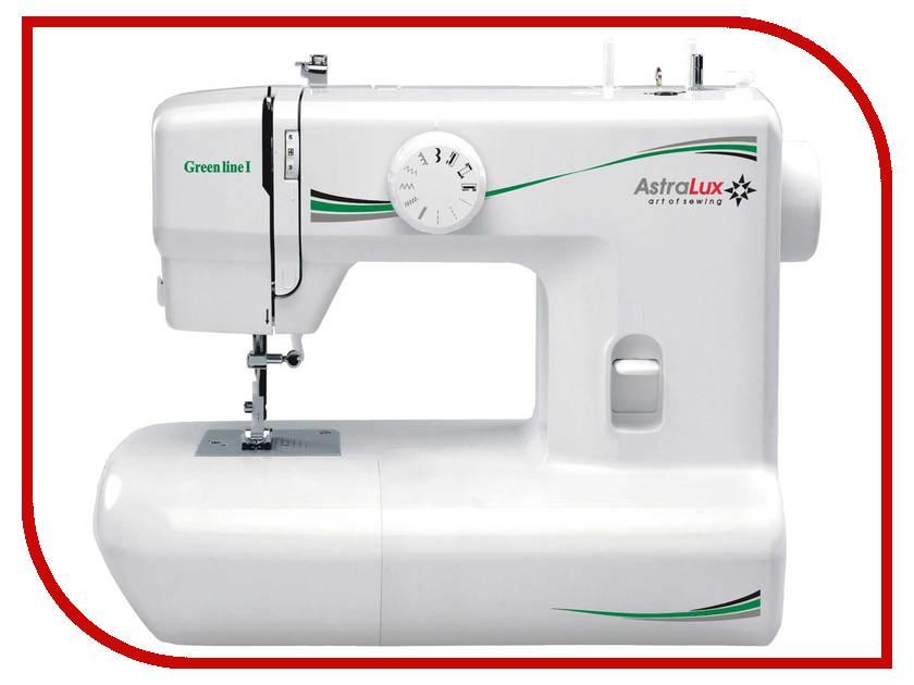 Швейная машинка AstraLux Green line I швейная машинка astralux 7350 pro series вышивальный блок ems700