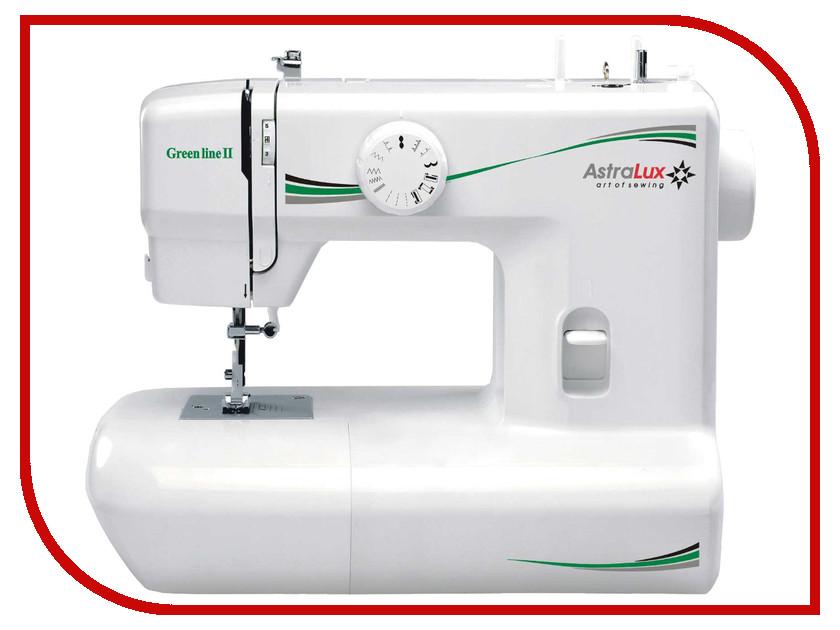 Швейная машинка Astralux Green line II швейная машинка astralux 7350 pro series вышивальный блок ems700