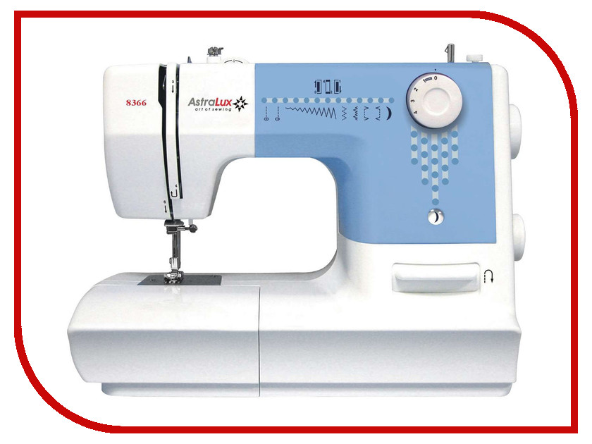 Швейная машинка Astralux DC 8366 швейная машинка astralux 156
