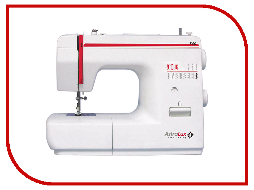 Швейная машинка Astralux 540 швейная машинка astralux 156