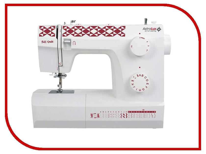 Швейная машинка Astralux 541 Quilt игровые коврики bertoni lorelli с интерактивным столиком