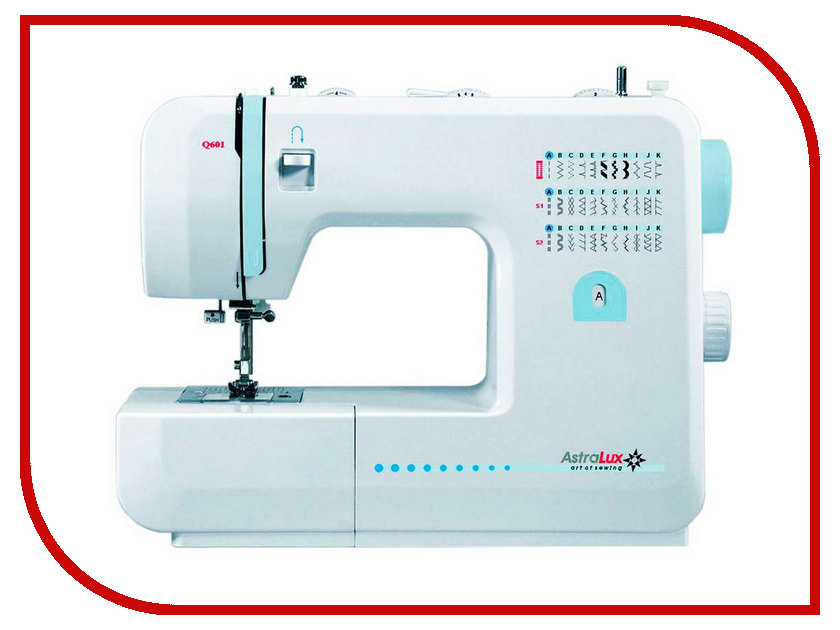 Швейная машинка Astralux Q 601<br>