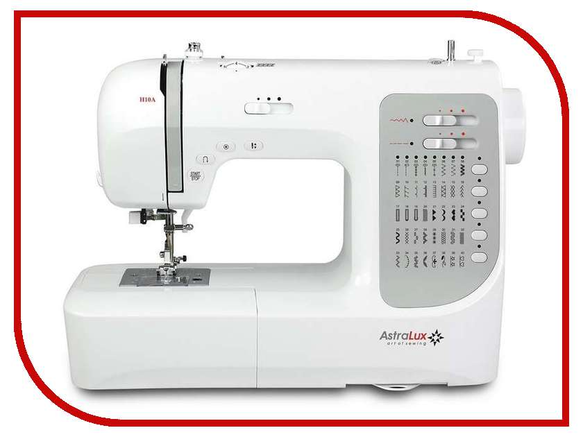 Швейная машинка Astralux H10A astralux q603 швейная машинка