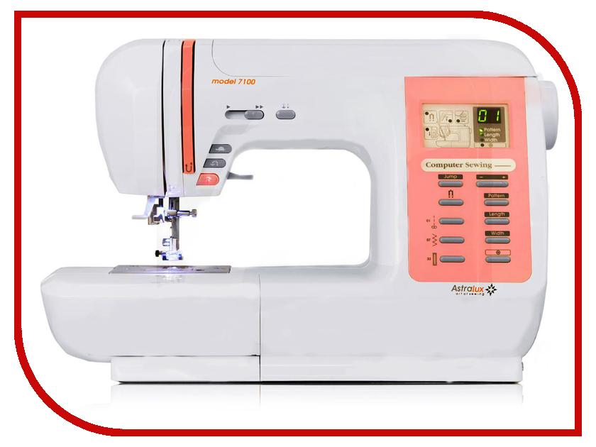 Швейная машинка Astralux 7100 швейная машинка astralux 156