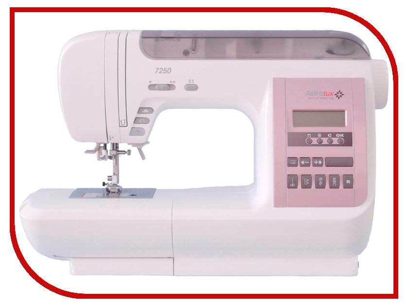 Швейная машинка Astralux 7250 микро швейная машинка