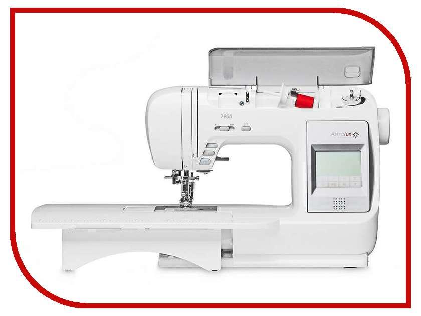 Швейная машинка Astralux 7900 швейная машинка astralux 156