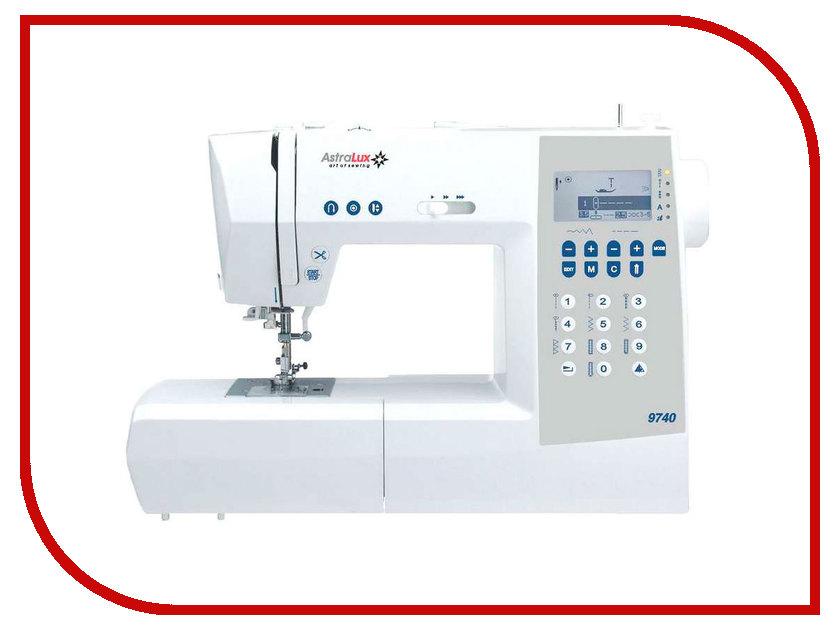 Швейная машинка Astralux 9740 швейная машинка astralux 156