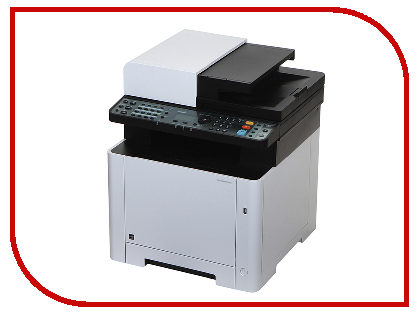 МФУ Kyocera Ecosys M5521cdw принтер kyocera ecosys p6130cdn