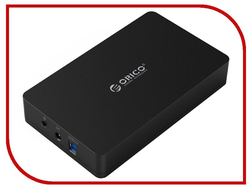 Аксессуар Корпус для HDD Orico 3569S3 Black