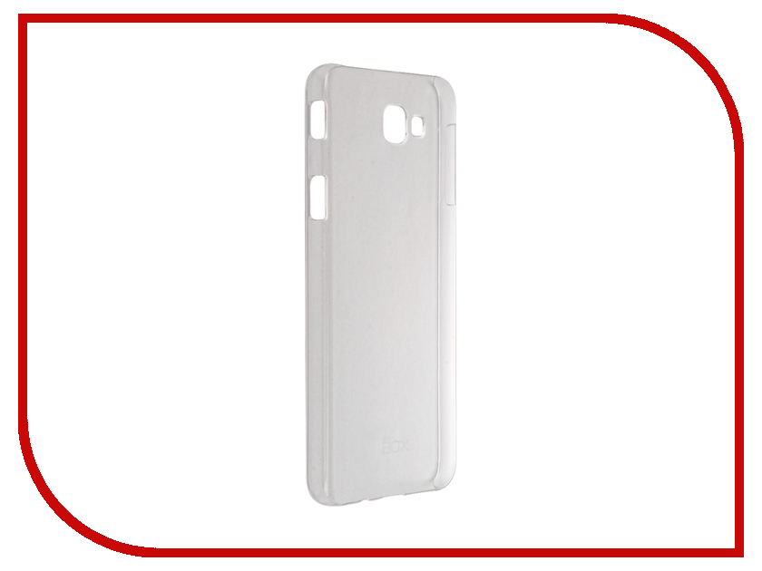 Аксессуар Чехол Samsung Galaxy On5 SM-G550F SkinBox Crystal 4People Transparent T-S-SG550F-007