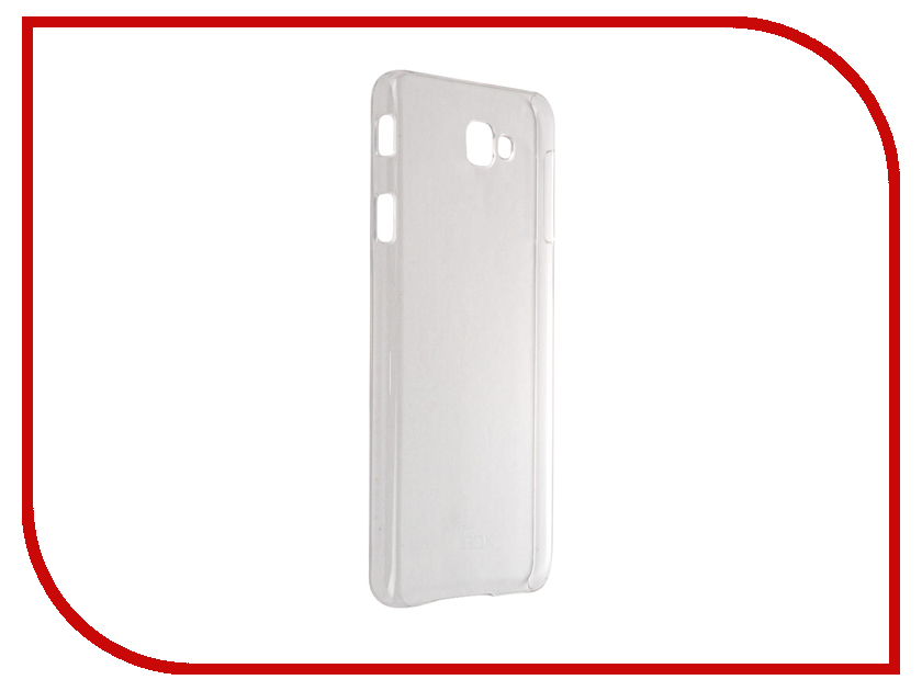 Аксессуар Чехол Samsung Galaxy On7 SM-G600F SkinBox Crystal 4People Transparent T-S-SG600F-007 чехлы для телефонов skinbox накладка skinbox shield 4people для samsung galaxy on7 sm g600f