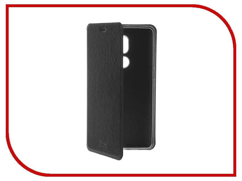 Аксессуар Чехол Xiaomi Mi5S Plus SkinBox Lux Black T-S-XMi5SP-003<br>