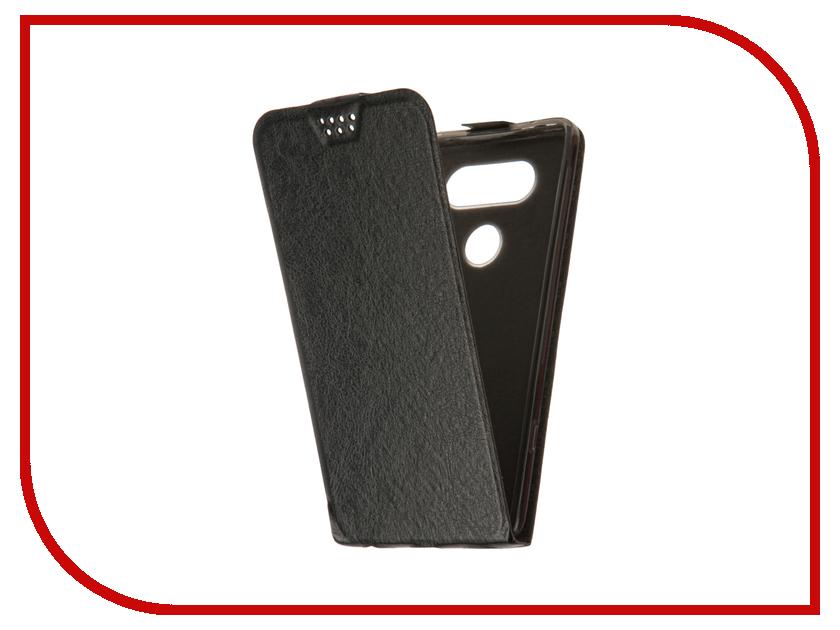 Аксессуар Чехол LG V20 SkinBox Slim Black T-F-LV20