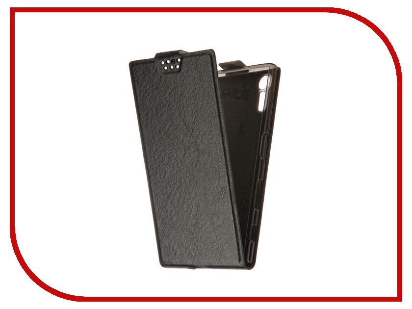 Аксессуар Чехол Sony Xperia XZ SkinBox Slim Black T-F-SXXZ<br>