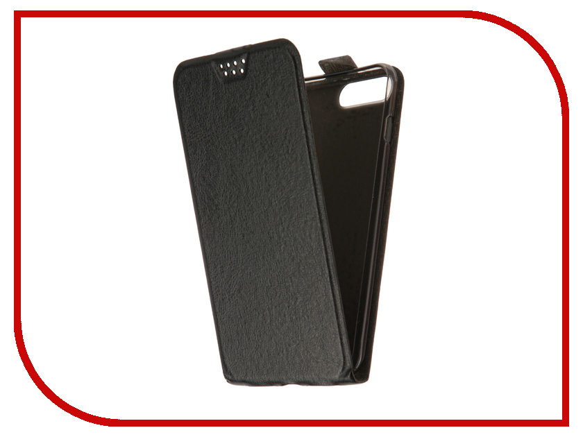 Аксессуар Чехол SkinBox Slim для iPhone 7 Plus Black T-F-AI7P<br>