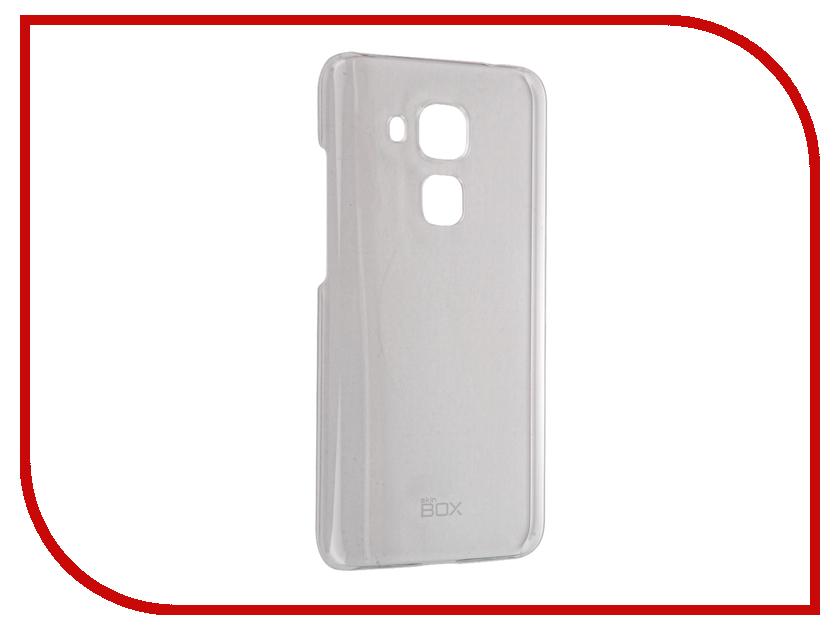 Аксессуар Чехол Huawei Nova Plus SkinBox Crystal 4People Transparent T-HNPlus-007