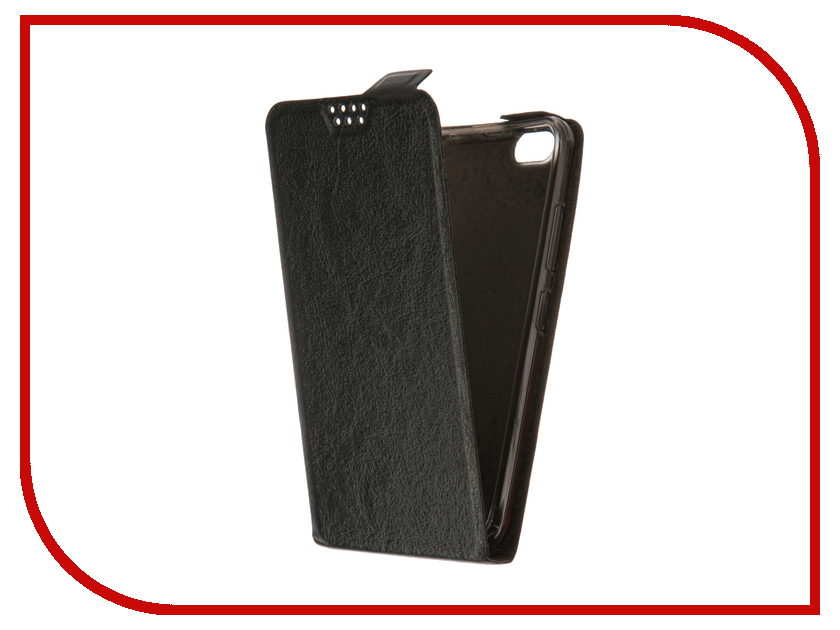 Аксессуар Чехол Lenovo Vibe C SkinBox Slim Black T-F-LVC смартфон lenovo vibe c2 8gb k10a40 black