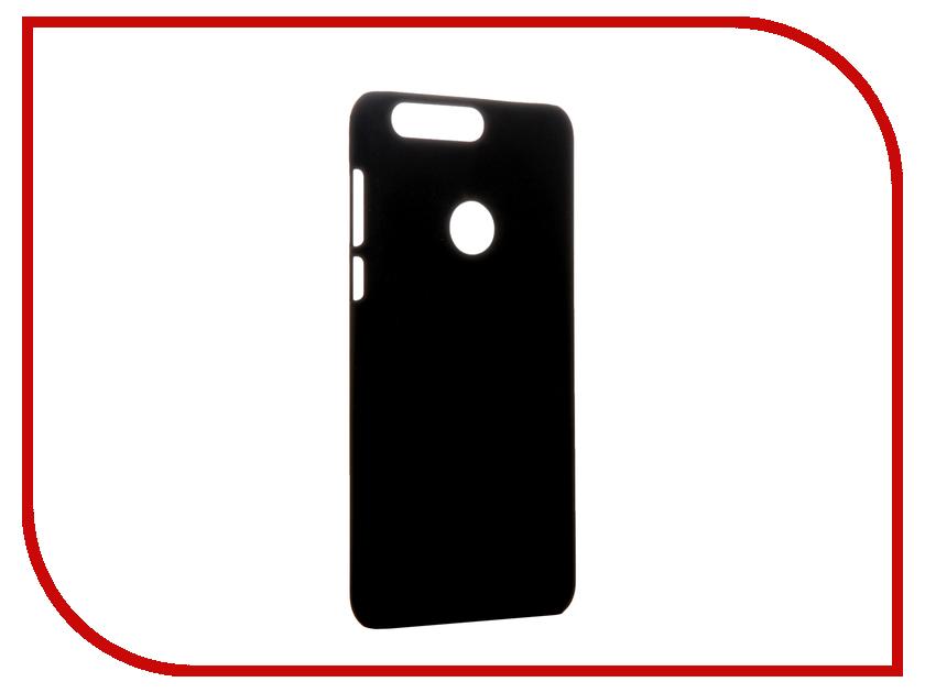 Аксессуар Чехол Huawei Honor 8 SkinBox Shield 4People Black T-S-HH8-002<br>