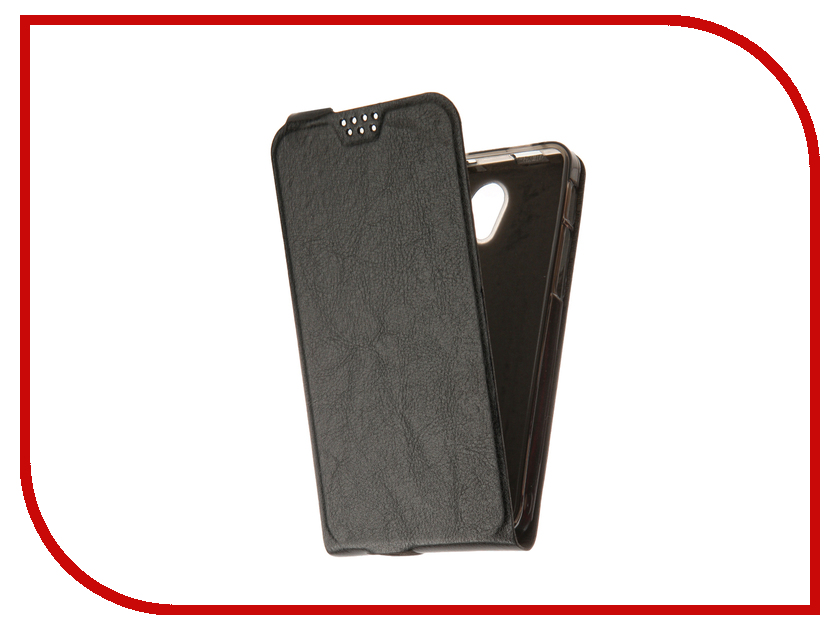 Аксессуар Чехол Alcatel POP 4 Plus 5056D SkinBox Slim Black T-F-A5056D<br>