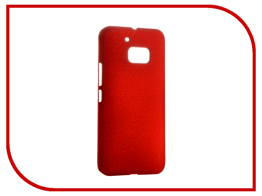 Аксессуар Чехол HTC 10 Lifestyle SkinBox 4People Red T-S-H10L-002<br>