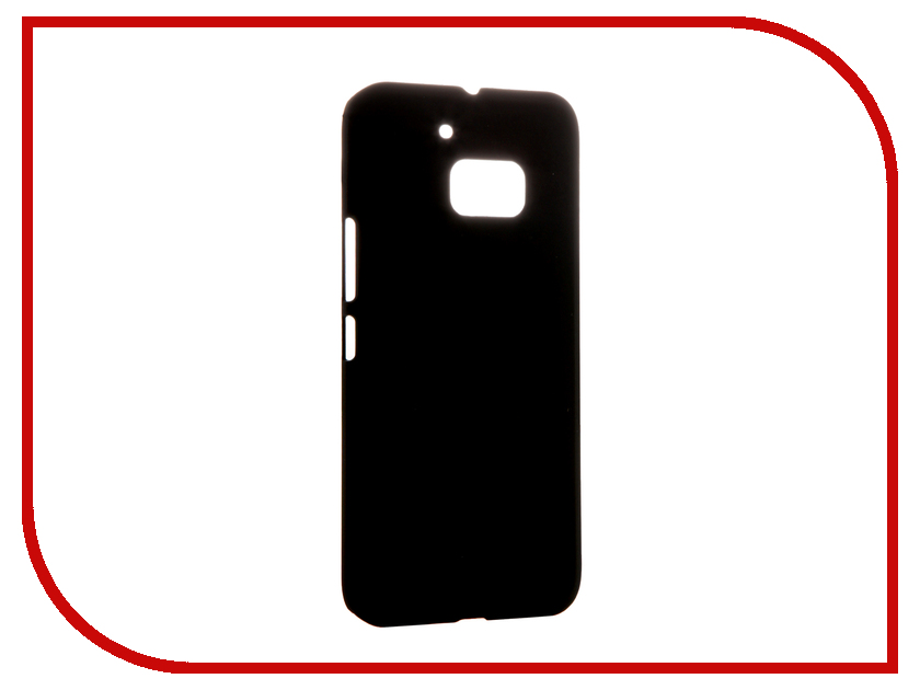 Аксессуар Чехол HTC 10 Lifestyle SkinBox 4People Black T-S-H10L-002<br>