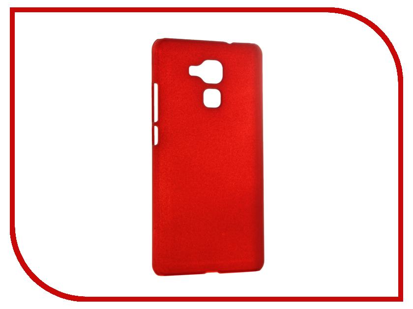 Аксессуар Чехол Huawei Honor 5C SkinBox 4People Red T-S-HH5C-002<br>