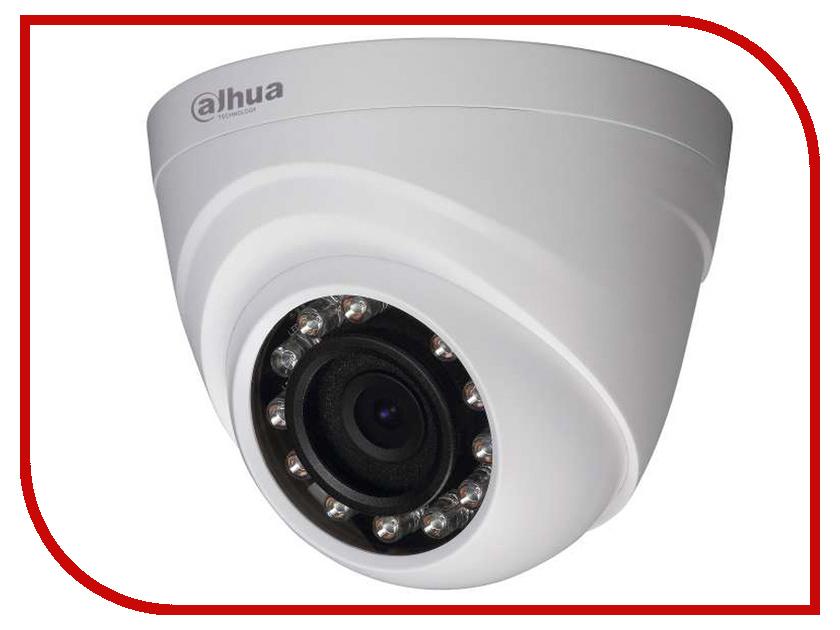 AHD камера Dahua DH-HAC-HDW1000MP-0280B-S3 аналоговая камера dahua dh hac hfw1200rp vf s3