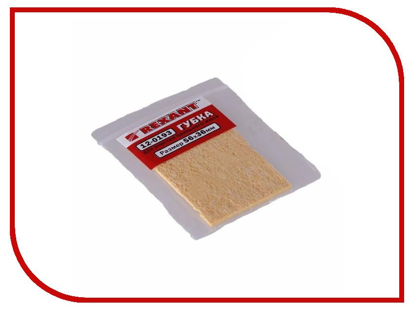 Аксессуар Rexant Губка очистки паяльного жала для ZD-931 56x36mm 10шт 12-0193<br>