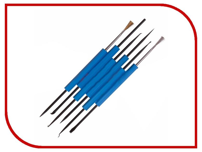 Набор для пайки Rexant 12-6031 набор для пайки 6 предметов rexant