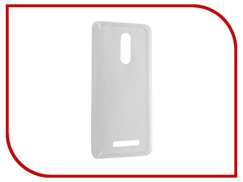 Аксессуар Чехол Xiaomi Redmi Note 3 / Note 3 PRO Dekken Transparent 20397