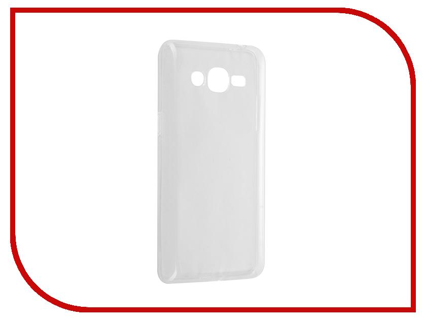 Аксессуар Чехол Samsung G532 Galaxy J2 Prime 2016 Dekken Transparent 20395<br>
