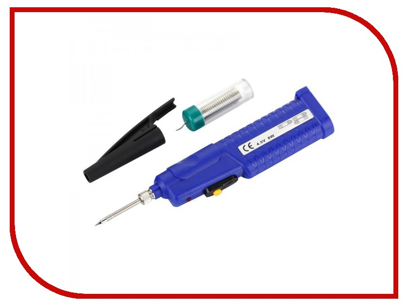 Паяльник Rexant 4.5V 8W ZD-20D 12-0181 new and original zd 70n optex photoelectric switch photoelectric sensor npn output