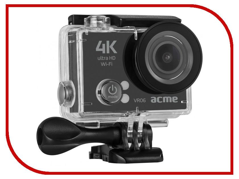 Экшн-камера ACME VR06 UltraHD 4K WiFi<br>