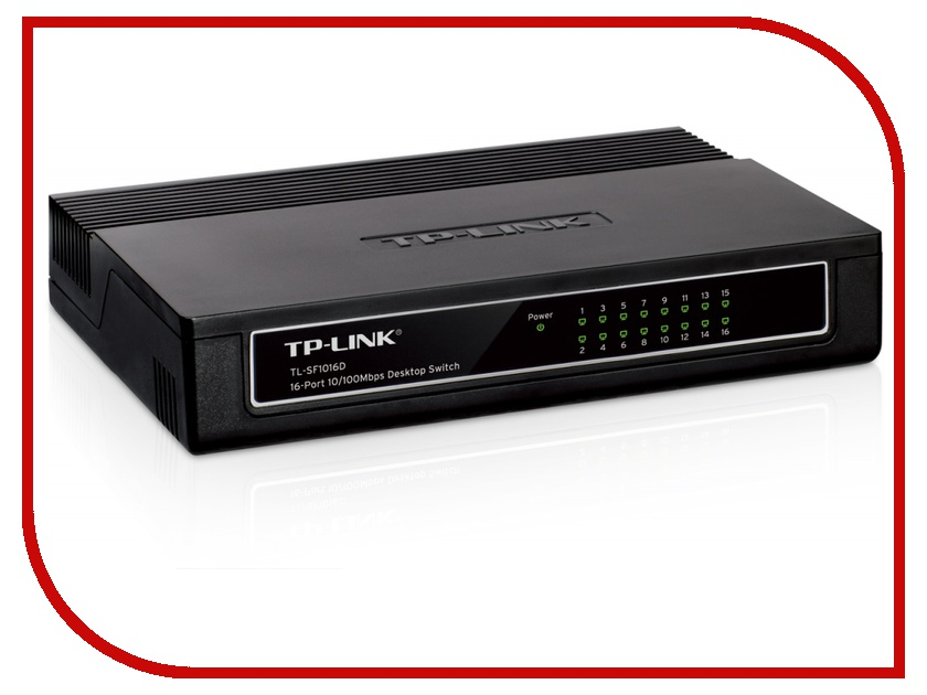 TP-LINK TL-SF1016D автогамак comfort address daf 045 black