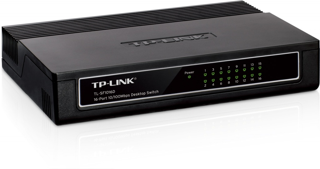 TP-LINK TL-SF1016D от TP-LINK