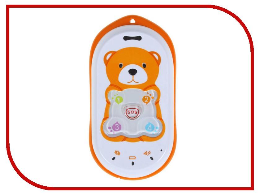 Сотовый телефон BB-mobile Baby Bear OrangeДетские сотовые телефоны<br><br>