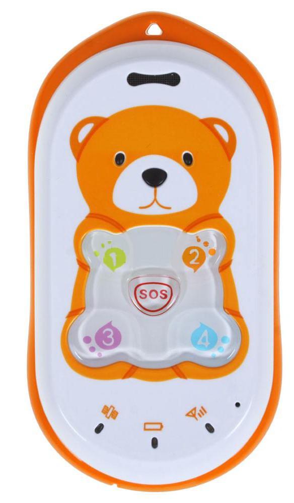Сотовый телефон BB-mobile Baby Bear Orange<br>