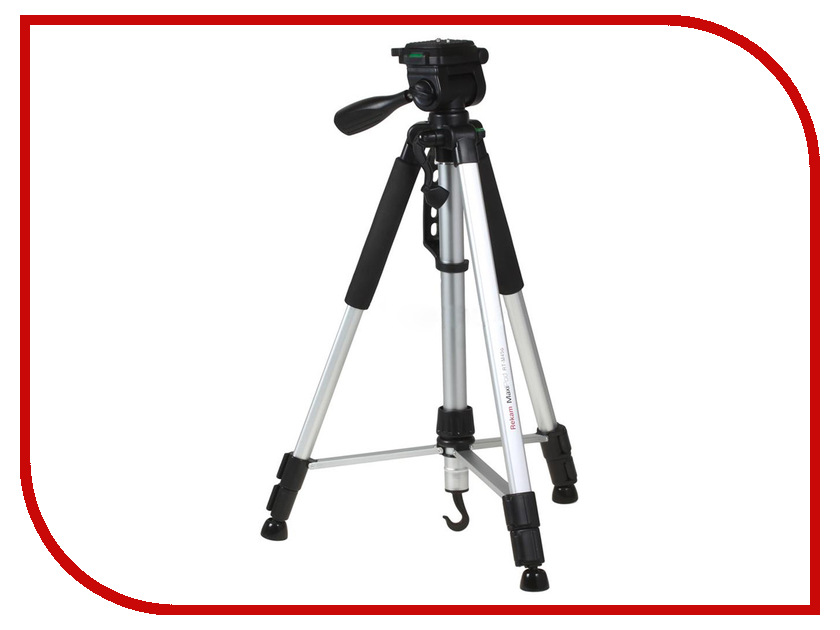 Штатив Rekam RT-M45G MaxiPod вспышка для фотокамеры 2xyongnuo yn600ex rt yn e3 rt speedlite canon rt st e3 rt 600ex rt 2xyn600ex rt yn e3 rt