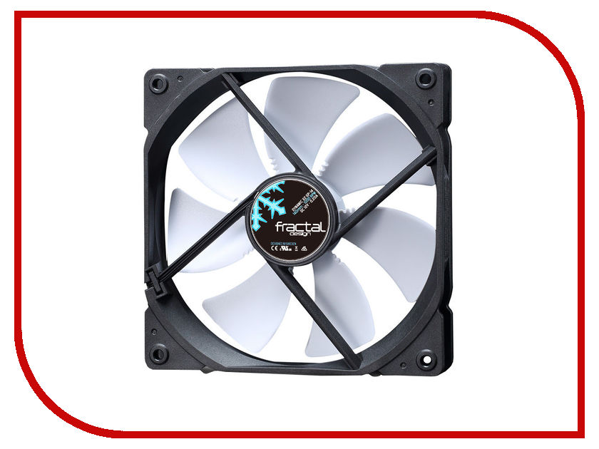 Вентилятор Fractal Design Dynamic X2 GP-14 White FD-FAN-DYN-X2-GP14-WT<br>