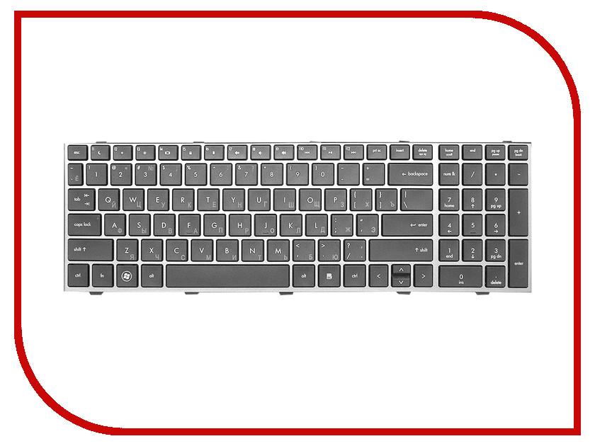Клавиатура TopON TOP-93566 для HP ProBook 4540s / 4545 / 4545s Series Black-Grey