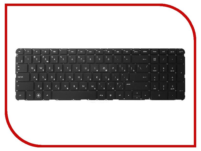 Клавиатура TopON TOP-92238 для HP Pavilion DV7-7000 / DV7T-7000 / DV7-7100 Series Black