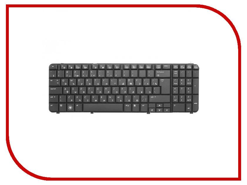 Клавиатура TopON TOP-69781 для HP Pavilion DV6-1000 / DV6-1100 / DV6-1200 / DV6-1300 / DV6-2000 / DV6-2100 Series Black<br>