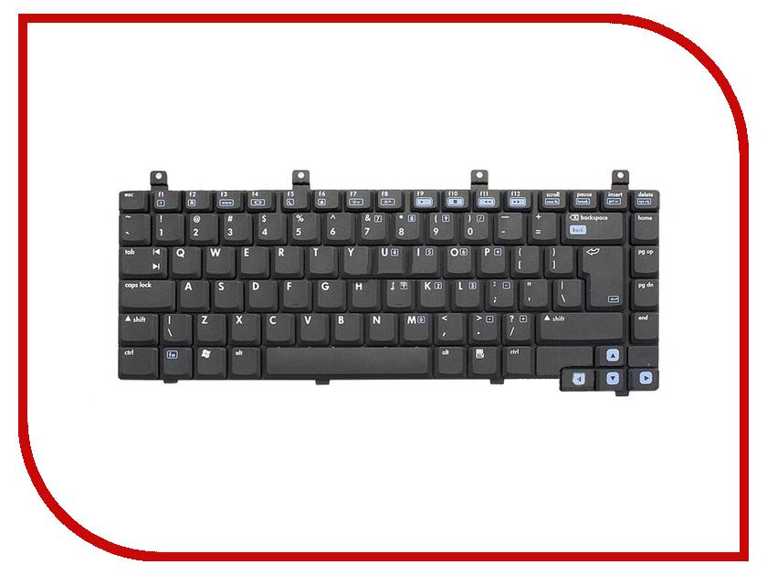 Клавиатура TopON TOP-69780 для HP Pavilion DV4000 / DV4100 / DV4200 / DV4300 / DV4400 / DV4320 Series Black клавиатура для ноутбука acer aspire one a110l a110x a150l a150x d250 zg5 series topon top 73401 белый