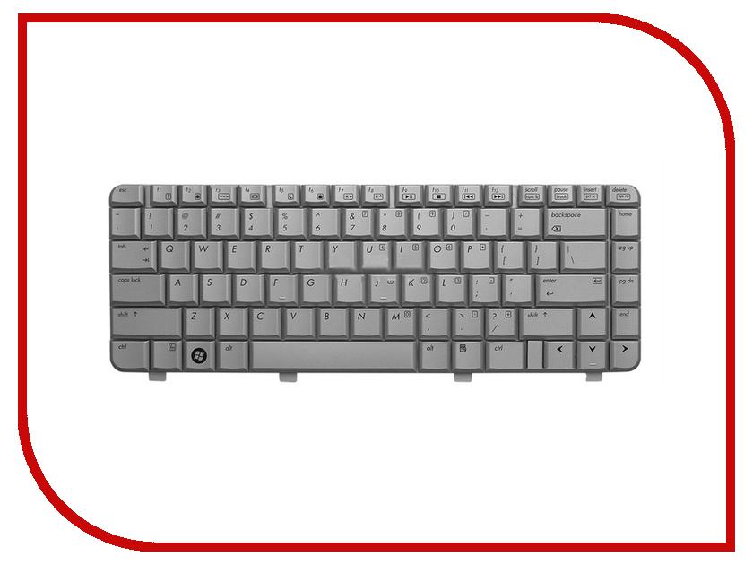 Клавиатура TopON TOP-69751 для HP Pavilion DV2000 / DV2020 / DV2040 / DV2050 / DV2130 Series Silver